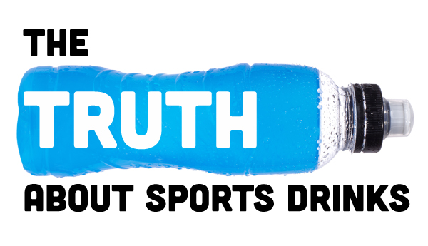 sports drinks and teeth