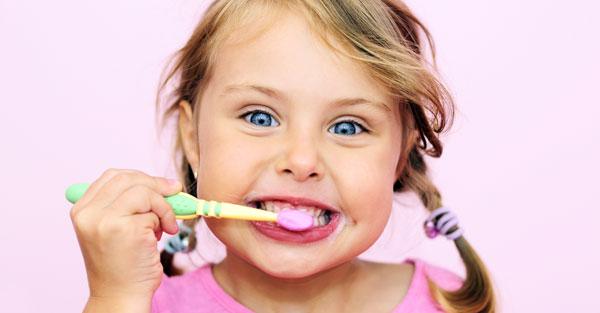 Getting Kids to Brush